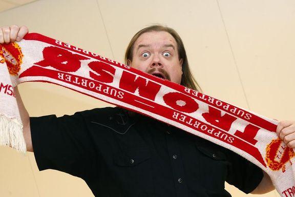 Helge Skog så TIL tape borte mot Viking