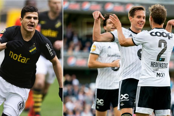 Denne tidligere RBK-profilen kan bli neste hinder. Mulig norsk-svensk duell i Champions League.