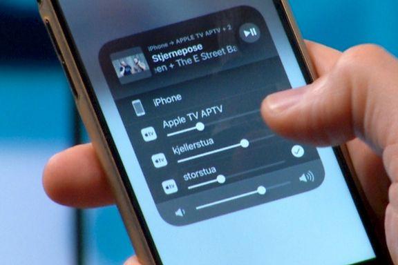Ny Apple-oppdatering ute: Har du også plutselig fått et multiroms lydanlegg hjemme?