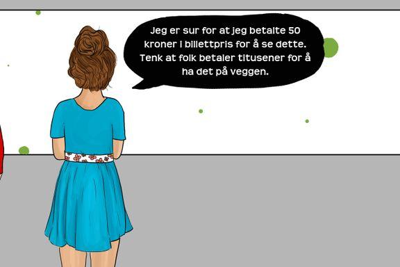 L-innsikt: Ny spalte på Si ;D!