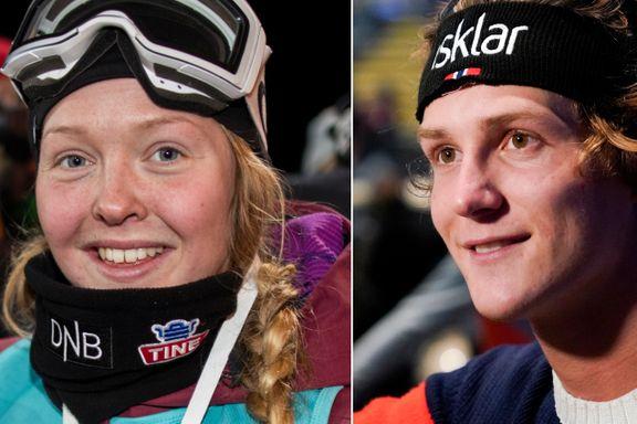 Tok hver sin norske verdenscupseier i OL-byen