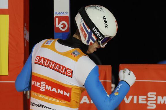 Granerud med sin sjette seier denne sesongen – Tande på annenplass