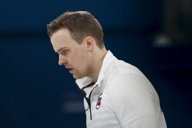 Norge gikk på sitt første tap i curling-VM