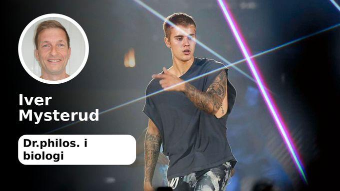 Hva feiler Justin Bieber?