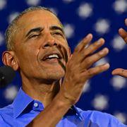 Obama til Norge onsdag: Betaler 32.000 kroner for gruppebilde
