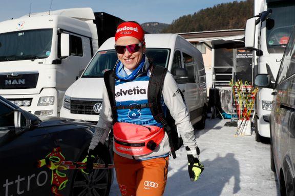 Den nye tyske skiyndlingen får ikke konkurrere i Trondheim