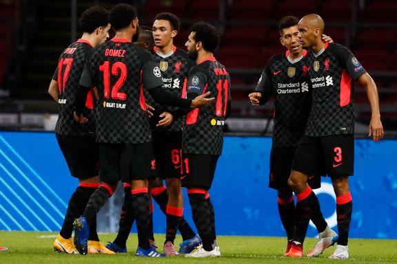 Selvmål avgjorde – Liverpool med sterk start i Champions League