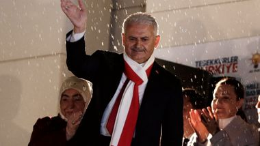 Rådgiver til Tyrkias statsminister pågrepet