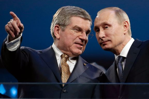 IOC må fike til Putin eller tape ansikt