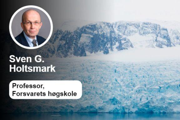 Full forvirring om Arktis, Norge og Russland