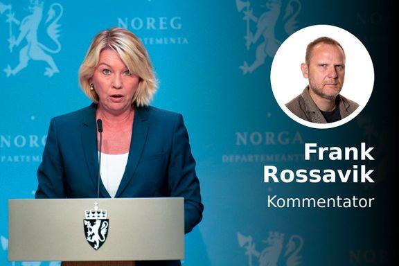Erna Solbergs politbyrå kunngjorde sin glasnost for reiselivet