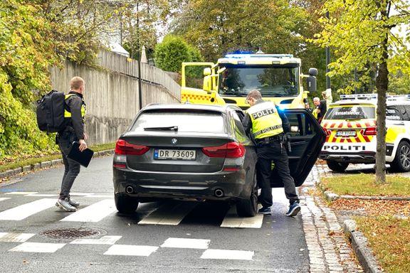 Døde etter knivstikking i Asker – politiet jakter på gjerningsperson