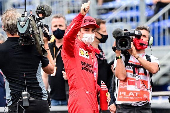 Ferrari tilbake i toppen: – De ville være dummere enn ham