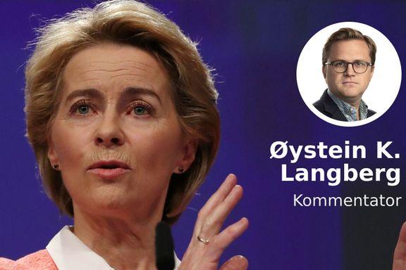 EUs nye sjef vil ruste Europa til en kamp mot giganter. Det haster.