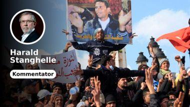 Den arabiske våren: Hvordan kunne en ung grønnsakhandlers død utløse slike krefter?