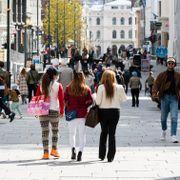 Økonomien vokser for første gang i år
