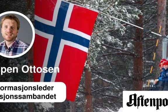 Jeg er en konservativ kristen. Av og til lurer jeg på om jeg er norsk nok.