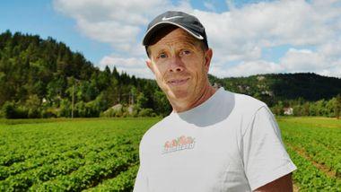 Da bonden kom hjem, var avlingen vekk: – Du blir så skuffet over at noen kan gjøre sånn