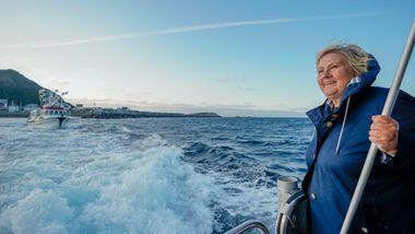 Oljeboring i Arktis og gruvedrift på havbunnen er ikke bærekraftig