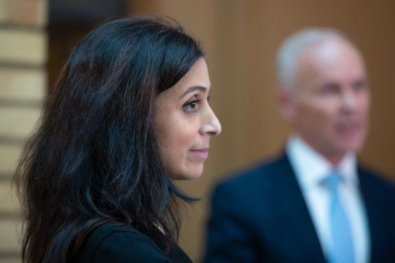 Aftenposten mener: Hadia Tajik tar feil om Høyres ideologi og praksis