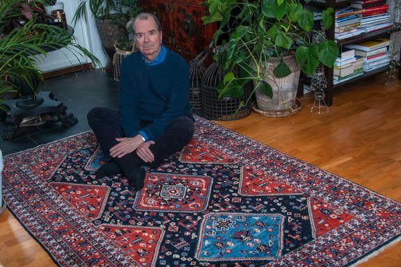 Forfatter Jan Kjærstad har et magisk teppe: – Ingenting er som kvalitet som er litt slitt