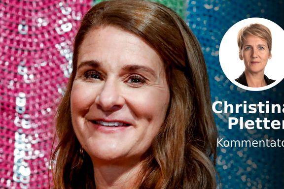 Hvem fortjener å få koronavaksine først? Melinda Gates har svaret.