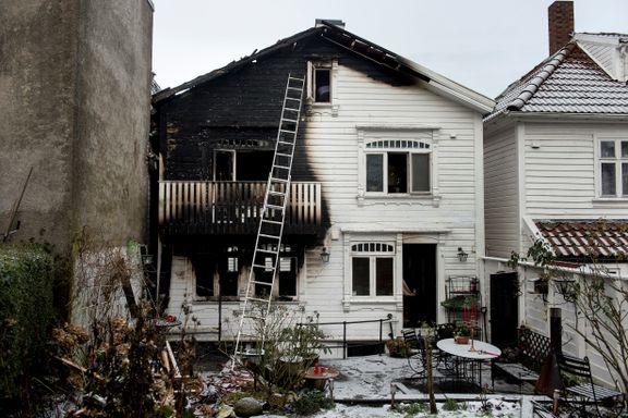 – Januar, februar og mars er de mest brannfarlige månedene