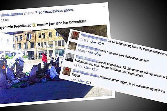 Dømt for hat mot muslimer i Facebook-kommentar