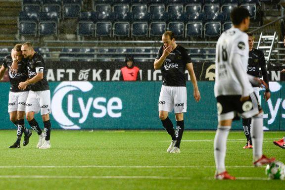 Viking felte Rosenborg – igjen