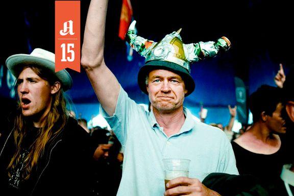 Halvor Hegtun debuterte på Roskilde som 51-åring: «Vi fikk to råd da vi kom»