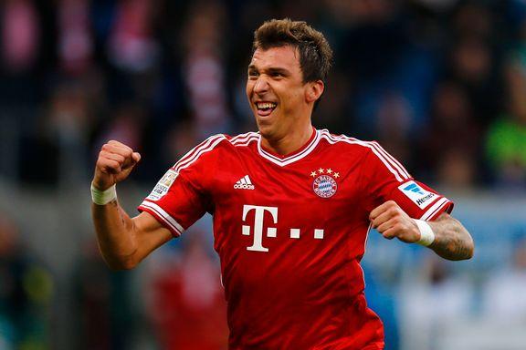 Bayern har ikke tapt på 36 kamper