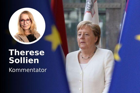 Merkel trenger luft under vingene