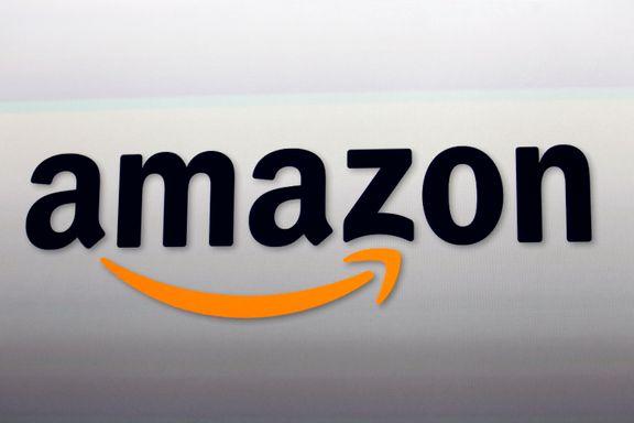 Amazon-resultat fikk aksjen til å gjøre et hopp