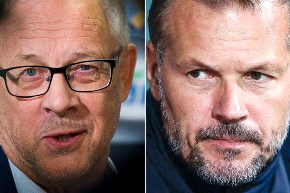 Rekdal mener det er åpenbart hva Lagerbäck bør prioritere