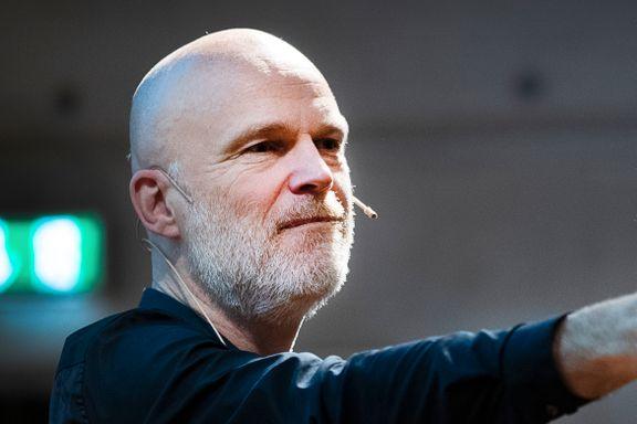 Forfatter Arne Svingen runder 100 bøker med en klar oppfordring til unge