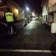 To politibetjenter knivstukket i Egersund
