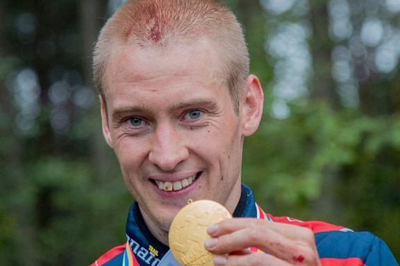 I fjor tok han gull - nå er Lundanes tatt ut til VM på hjemmebane