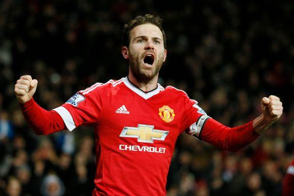 Mata sikret heldig United-seier