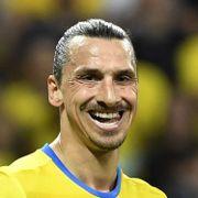 Zlatan gjør Sverige-comeback: - Gud er tilbake