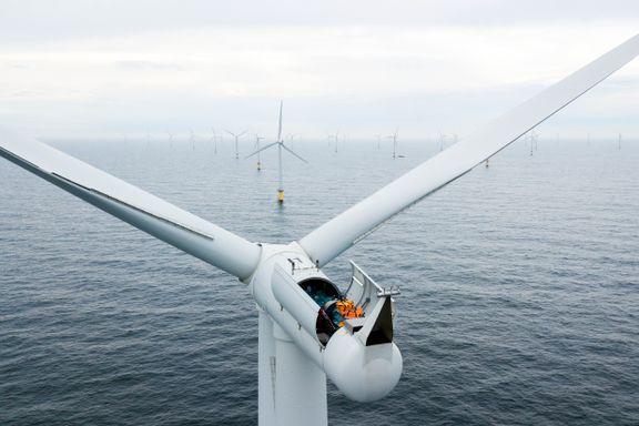 Enorm interesse for norske havvindutbygginger
