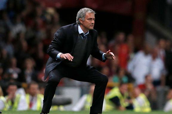 Mourinho skjelte ut svenske