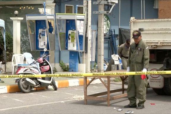 Thailandsk politi: Fant udetonerte bomber på flere turistmål