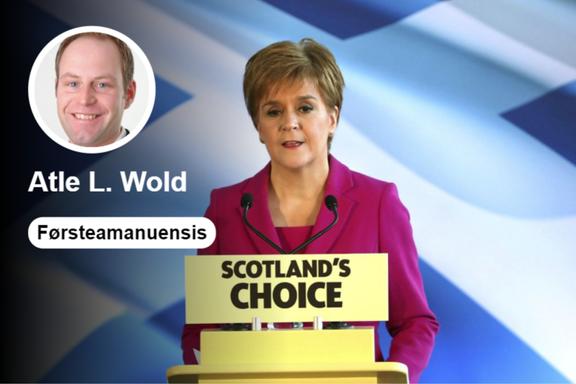 Vil Skottland igjen kreve folkeavstemning om selvstendighet?