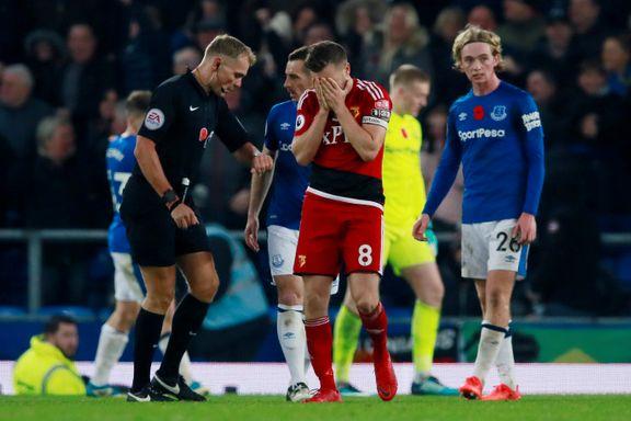Bommet på straffe 11 minutter på overtid i vilt Premier League-drama