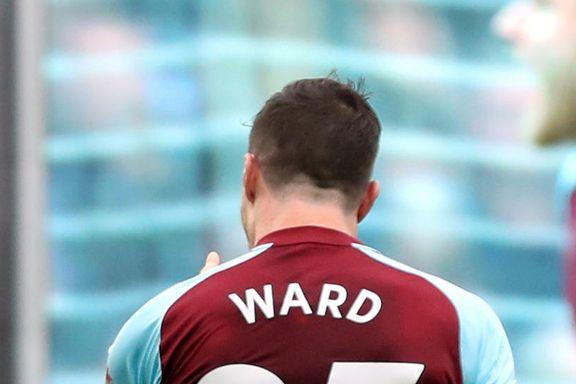 Rooney benket da Burnley rystet Everton