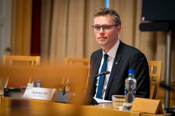 Borten Moe i oljehøring: – Stortinget fikk all relevant informasjon