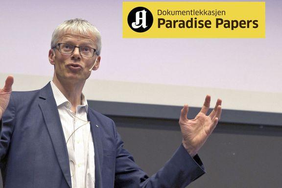 Skattedirektøren vil gjerne titte i Paradise Papers