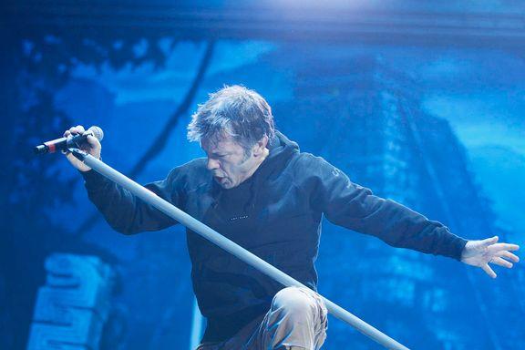 Iron Maiden i Telenor Arena: Potent metalsirkus