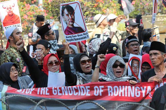 Espen Barth Eide: – Rohingyaene er i ferd med å bli de nye palestinerne