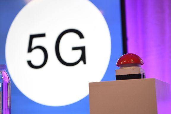 Telia lover 5G før sommeren